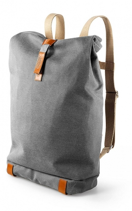 Brooks Pickwick Canvas Small, Grau