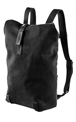Brooks Pickwick Canvas Small, Schwarz
