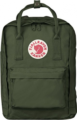 Fjällräven Kånken Laptop, Forest Green