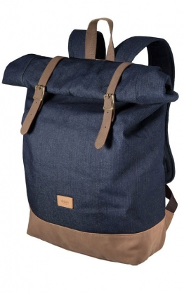 Barts Thar Backpack Denim, Blau