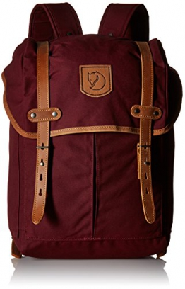 Fjällräven No. 21 Medium, Dark Garnet