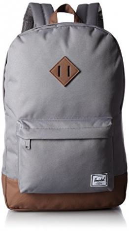 Herschel Heritage Backpack, Grau/Tan