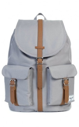 Herschel Dawson Backpack, Grey/ Tan