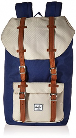 Herschel Little America Backpack Twilight Blue/Pelican/Tan
