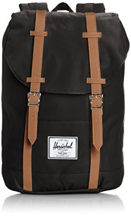 Herschel Retreat Backpack, Schwarz