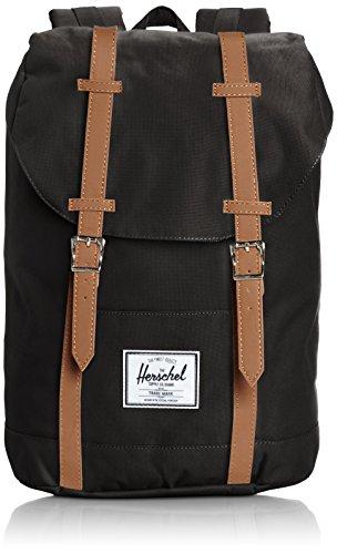 Herschel Retreat Backpack, Schwarz