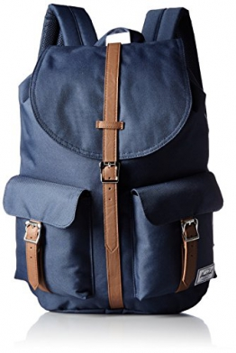 Herschel Dawson Backpack, Navy/ Tan