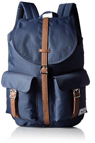 Herschel Dawson Backpack, Navy/ Tan