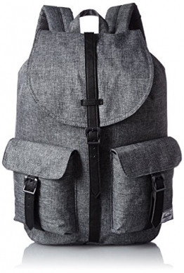 Herschel Dawson Backpack, Raven Crosshatch/Black