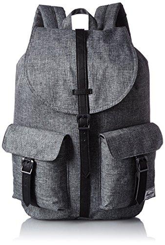 Herschel Dawson Backpack, Raven Crosshatch/Black