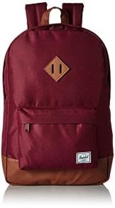 Herschel Heritage Backpack, Windsor Wine/Tan
