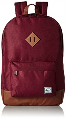 Herschel Heritage Backpack, Windsor Wine/Tan