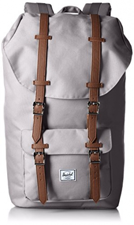 Herschel Little America Backpack, Grau - Tan