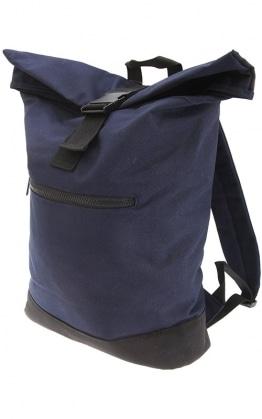 Bagbase Roll-Top Rucksack, Marineblau