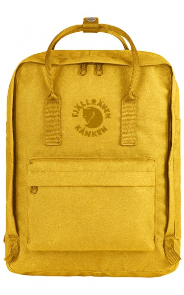 Fjällräven Re-Kanken, Sunflower Yellow